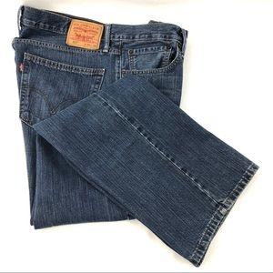 Levi's  527 jeans size 36X34